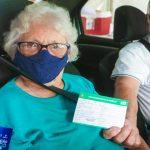 Osasco realiza Drive-Thru exclusivo  para a 2ª dose da CORONAVAC