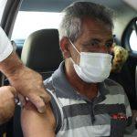 Osasco chega a 100 mil doses aplicadas da vacina contra a Covid-19
