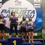 Osasquenses conquistam medalhas no Paulista de Jiu-Jitsu