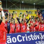 Osasco vence Campeonato Paulista de Vôlei Feminino 2021