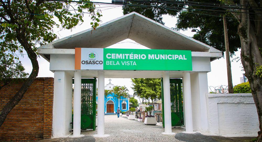 Cemitérios de Osasco abrirão no dia de Finados