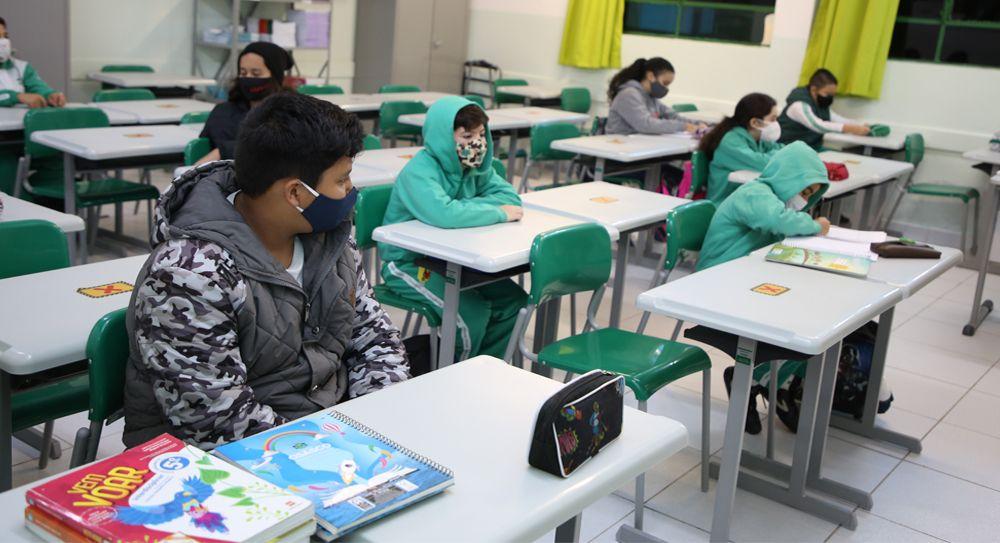 Rede municipal de Osasco retoma aulas presenciais